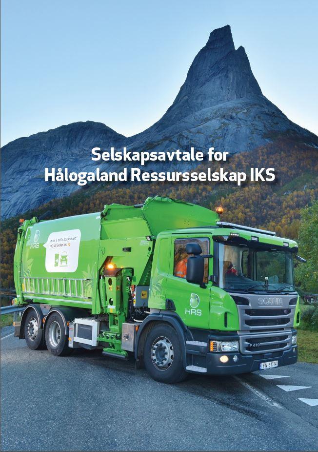Klikk på bildet for å åpne selskapsavtalen for HRS IKS